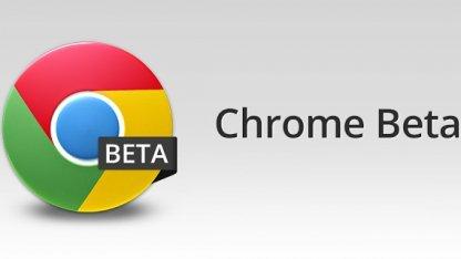 Betaversion von Chrome 26 für Android