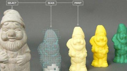 Digitizer Desktop 3D