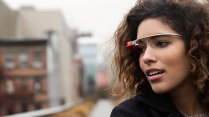 Google Glass mit Personenerkennung