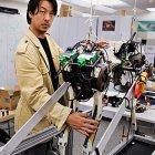 Roboter: Gepardenroboter mit Energierückgewinnung