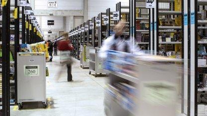 Amazon soll ein Drittel seines Gewinns durch Amazon Prime machen.