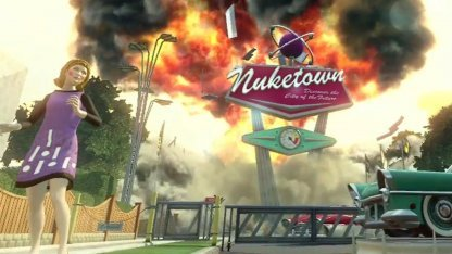 Nuketown-2025-Map für Black Ops 2