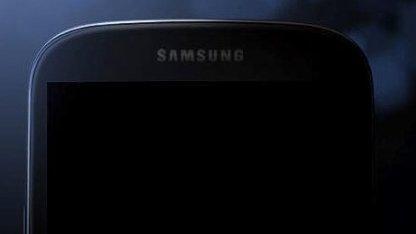 Samsungs Teaserfoto zum Galaxy S4