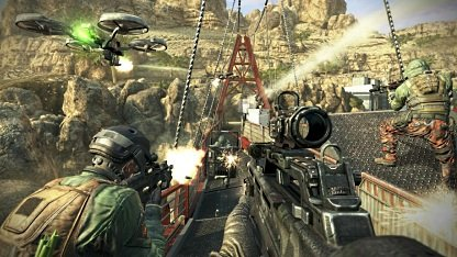 Auch Call of Duty: Black Ops 2 arbeitet mit Havok.