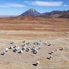 Alma: Teleskop schaut in die Vergangenheit des Universums