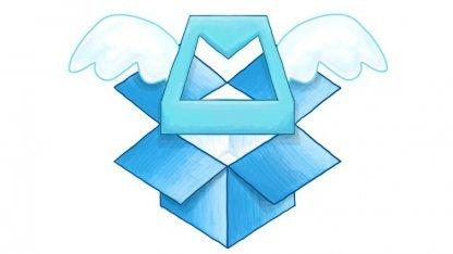Ein Bild aus glücklicheren Tagen: Dropbox schließt den 2013 übernommenen E-Mail-Dienst Mailbox.