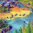 Battle Worlds Kronos: Strategiespiel à la Battle Isle von King Art