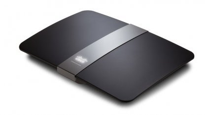 Linksys Smart Wi-Fi Router EA4500 - das Cisco-Logo wird bald ersetzt