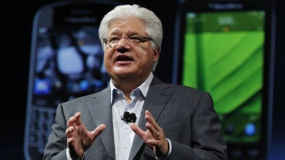 Blackberry-Gründer Mike Lazaridis