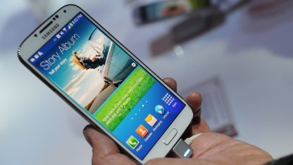 Samsungs Galaxy S4