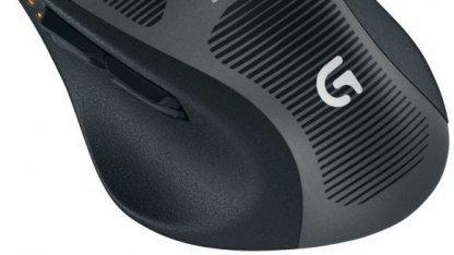 Die drahtlose Maus G700s im neuen Design