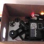 Arduino Uno: 3D-Scanner für Miniaturobjekte steckt im Pappkarton