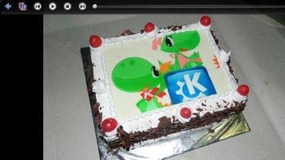 KDE SC hat ein Media Center bekommen.