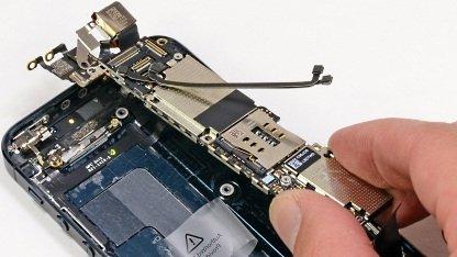 Innenleben des iPhone 5