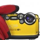 Fujifilm Finepix XP200: Outdoor-Kamera mit WLAN für Brutalos