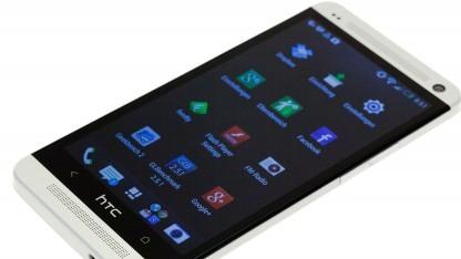 Das erste HTC One erhält aktuell ein Update auf Sense 6.