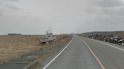 Street View in Namie: Rückkehr niemals aufgeben