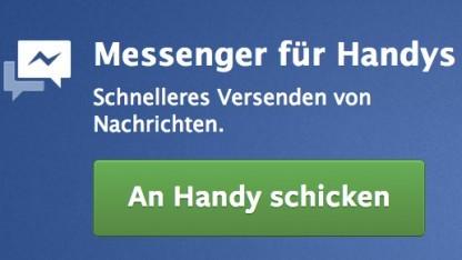 Der Facebook-Messenger für Android