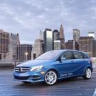 Elektroauto: Daimler stellt elektrische B-Klasse vor