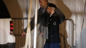 Bradley Manning ist schuldig in 20 von 22 Anklagepunkten.