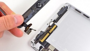 Zerlegtes iPad Mini