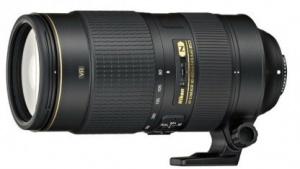 Nikon 80-400 mm 1:4,5-5,6G ED VR
