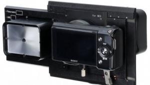 Fotodiox Rhinocam: Sonys NEX-Kameras nehmen 140 Megapixel auf