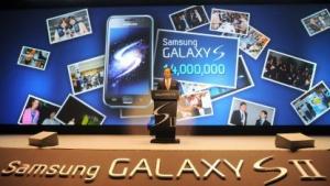 Im April 2011 hat Samsung das Galaxy S2 vorgestellt.