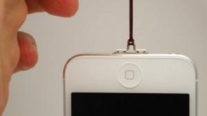 Netsuke: Einfacher Diebstahlschutz für iPhone 5
