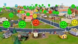 Test Sim City: Schade, schade, kein Häusle baue