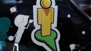 Street-View Fahrzeug (auf der Cebit 2010): Recht auf Schutz persönlicher Daten vor unsachgemäßer und unerwünschter Nutzung