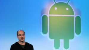 Android-Schöpfer Andy Rubin