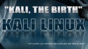 Kali ist der Nachfolger der Linux-Distribution für Sicherheitstests Backtrack.