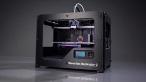Makerbot Replicator 2: starke UFP-Emittenten