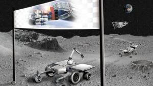 DLR Spacebot Cup: Typisches Explorationsszenario