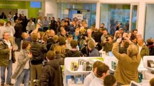 Gehört bald Freenet: Berliner Gravis-Store