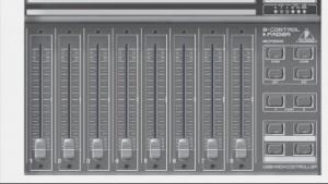 Belegung des MIDI Controllers mit Lightroom-Befehlen