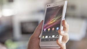 Xperia L: Sony-Smartphone mit Jelly Bean für 300 Euro