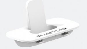 Sculpteo-Adapter für das iPhone 5