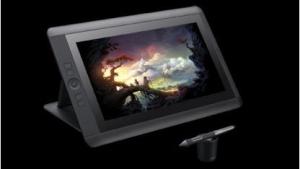 Wacom: Zeichendisplay in 13 Zoll mit HD-Auflösung