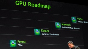 Nvidia-Roadmap: GPUs mit 1 TByte/s und Kepler für Smartphones