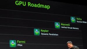 Nvidias neue GPU-Roadmap
