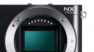 Samsung NX1100: Systemkamera funkt zum Smartphone