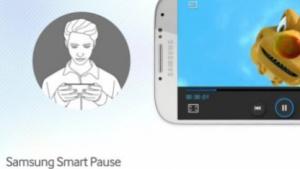 LG wirft Samsung vor, mit der Augensteuerung Smart Pause seine Patente verletzt zu haben.