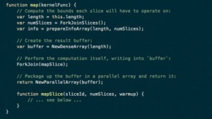 Parallel JS: Javascript wird multithreaded