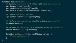 Parallel JS landet im Entwicklungszweig von Firefox.