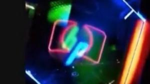 HPs LCD mit Holo-Effekt