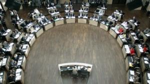 Plenarsaal des Bundesrates
