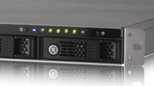 Qnap: Zwei günstige Rack-NAS-Systeme mit USB 3.0