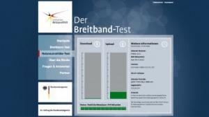 Netzneutralitätstest der Bundesnetzagentur